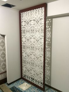 laser metal cut partition