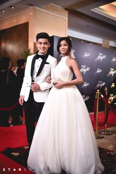 15 Cutest Pairs at the Star Magic Ball 2015 - Star Style PH Ylona Garcia, Star Magic Ball, Bailey May, Squad Photos, Western Girl, Love Now, Cute Guys, Star Fashion, Pretty People