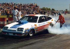 More vintage cars, hot rods, and kustoms Bob Glidden, Nhra Drag Racing, Auto Racing, Chevrolet Monza, Drag Bike, Vintage Race Car, Drag Cars, Car Humor, Car Photos