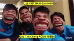 U23 Việt Nam GIẢI NGỐ - Những chàng trai MIỆNG RỘNG