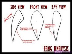 Realistic Drawing Techniques How to Draw Vampire Fangs and Teeth, Step by Step, Vampires . Drawing Reference Poses, Drawing Poses, Drawing Tips, Drawing Stuff, Drawing Techniques, Anime Mouth Drawing, Teeth Drawing, Boca Anime, Vampire Drawings