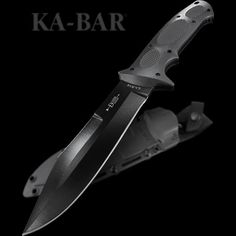 Ka-Bar Knives Bull Dozier