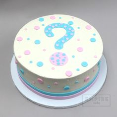 Question Mark Gender Reveal