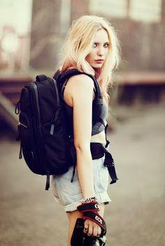 Lina Tesch Photography: Crumpler X Lina Tesch + Gewinnspiel