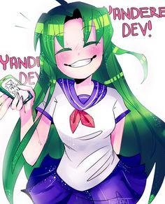 Yandere Dev!!! Yasss!!! Same Midori.