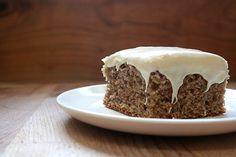 Topsee Tulip Maple Carrot Cake