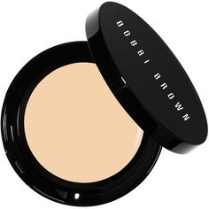 Bobbi Brown Long-Wear Even Finish Compact Foundation 8g (645 ARS) ❤ liked on Polyvore featuring beauty products, makeup, face makeup, foundation, bobbi brown cosmetics, long wear foundation, oil free foundation, long wearing foundation and oil free liquid foundation