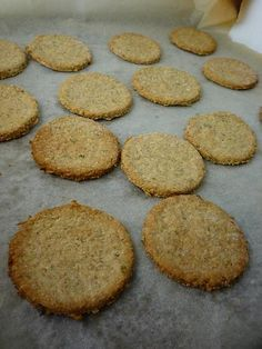 Rosemary Oatcakes - use with British Cheeses