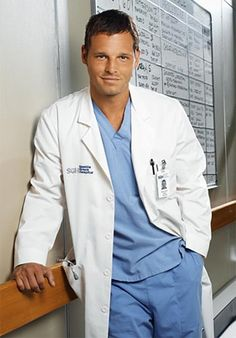 Television show Grey's Anatomy with Justin Chambers, filmed April 2012 & Sep 2012, I played an extra as a nurse & bar patron.