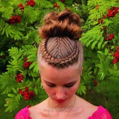 wedding hair videos Amazing By: myhairstyle__xo Little Girl Hairstyles, Braided Hairstyles, School Hairstyles, Wedding Hairstyles, Female Hairstyles, Hairstyle Men, Style Hairstyle, Hairstyles 2018, Braided Ponytail
