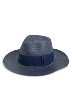 Halogen® Straw Panama Hat | Nordstrom