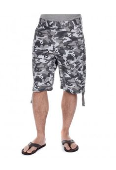 It's like being the army, but with less bullets; more style. Camouflage Shorts, Summer Is Here, Patterned Shorts, Latest Trends, Bullets, Grey, Style, Fashion, Gray