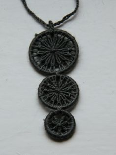 Dorset Button Neclace