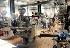 metal-shop clean & oil machines, deburr metal finished product, Colorado Springs, CO