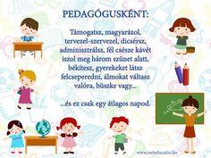 A sikeres pedagógusok 5 jellemző szokása Peace Love Happiness, Peace And Love, Study Tips, Classroom Management, Kindergarten, Jokes, Clip Art, Positivity, Teacher