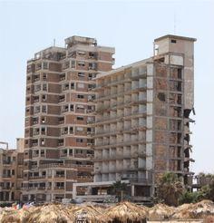Varosha, Famagusta, Northern Cyprus - June 2010 - Derelict Places