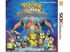 on aime NINTENDO GAMES Pokémon Super Mystery Dungeon NL 3DS chez Media Markt