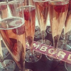 Time for a drink! #chambord #luxury #stylistlive #party #entertainment