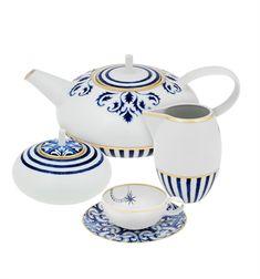 Transatlântica - 15 Piece Tea Set