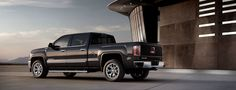 The powerful presence of the 2017 Sierra light duty truck is built on a foundation of Professional Grade engineering to deliver confidence and refinement.   Large, bold grille designs Distinctive cutout above grille Angular wheel openings with accent moldings Available chrome belt moldings