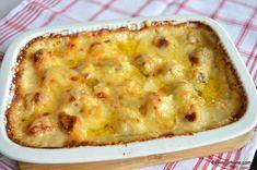 Vegetarian Recipes, Cooking Recipes, Gouda, Cheeseburger Chowder, Cheddar, Pesto, Feel Good, Mashed Potatoes, Macaroni And Cheese