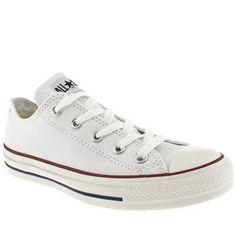 71e55c685f White Converse All Star Oxford White Sage