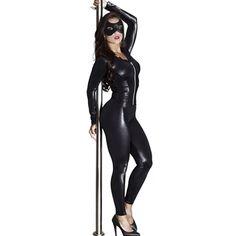 Compra a Fantasia de Mulher Gato - Garota Veneno em nosso SexShop Online