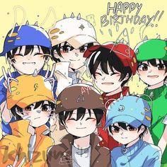 Boboiboy Anime, Kawaii Anime, Anime Guys, Anime Art, Anime Galaxy, Boboiboy Galaxy, Elemental Powers, Doraemon Wallpapers, Pokemon Gijinka