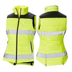 Acor Reflective Hi-Viz Clip Bike Bicycle Safety Yellow Fluorescent Trouser Bands