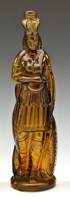 brown bitters bottle | Brown's Amber Glass Indian Bitters Bottle : Lot 83