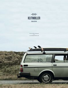 The Klitmøller Collective posters are a series of images from and around Klitmøller made by Danish photographer Peter Alsted.
