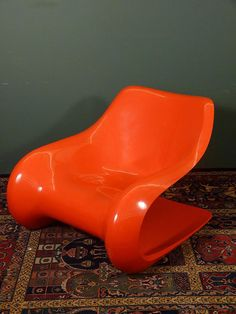 Klaus Uredat; 'Targa' Lounge Chair for Horn Collection, 1971.
