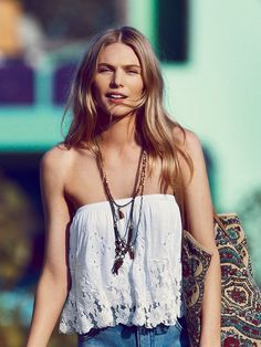 Free People Brigette Tube at Free People Clothing Boutique