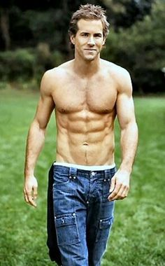 You can have him back, he doesn't talk much. #ShirtlessRyanReynolds