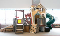 kids obstacle course gym - Google Search