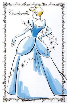 Disney's Cinderella:)
