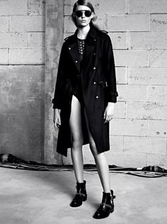 ☆ Rock 'n' Roll Style ☆ Sandro Paris Fall 2013