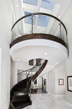 modern stair | modern stair contemporary staircase #stairs #stairdesign #homestair