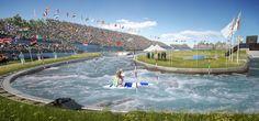 London 2012 Summer Olympics, Lee Valley White Water Centre, London 2012 Canoe Slalom Centre