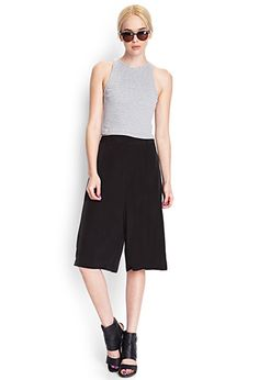 Soft Woven Culottes | FOREVER21 - 2000068085