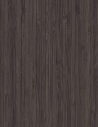 Wilsonart - Asian Night 7949 -   A vertical grain bamboo in charcoal gray tones with black graining.