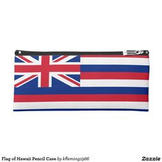 Flag of Hawaii Pencil Case