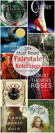 Writing Prompt: How would you retell your favorite fairytale?