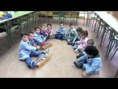 "Cuento musicado ""La Primavera"" Music Class, Music Education, Video Ed, Spanish Immersion, Music For Kids, Music Games, Teaching Spanish, Academia, Ideas Para"