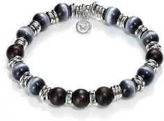 $49 Pulsera mujer Viceroy Fashion piedras azules moradas azul