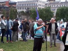 On Friday 30th August 2013, a protest rally was held in Piccadilly Gardens, #Manchester City Centre, to protest against all military intervention in #Syria. The protest was held the day after the vote was held in the UK House of Commons which saw the Governments motion calling for military intervention defeated.