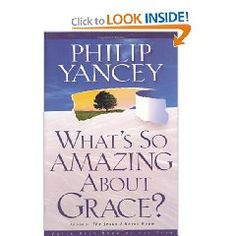 What's so Amazing About Grace Book Report Paper