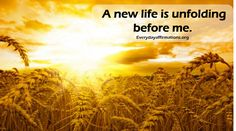 Daily Affirmations 16 September 2016