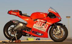 Casey Stoners 2010 Desmocedici GP10