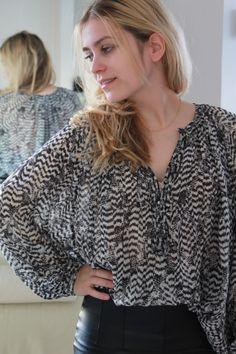 Isabel Marat pour H&M